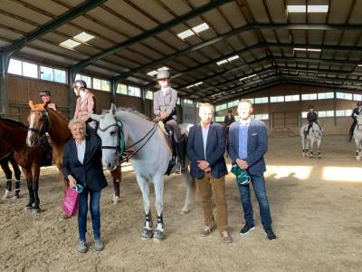 Working Equitation Turnier